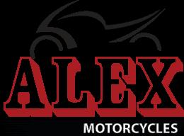 Alex Motorcycles logo