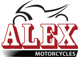 Alex Motorcycles logo
